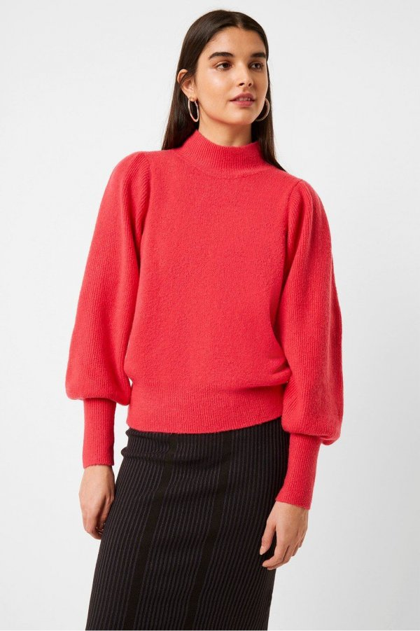 Sweater rojo French connection